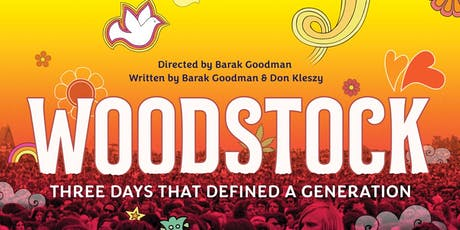 Woodstock: Three Days that Defined a Generation tickets