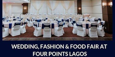 Wedding, Fashion & Food Fair tickets