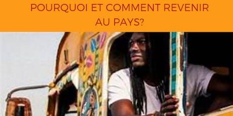 Retour Au Sénégal tickets