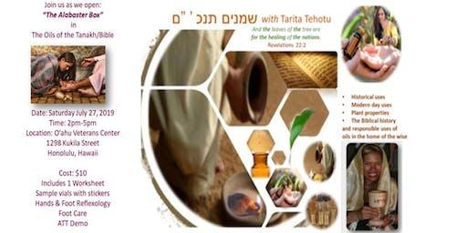 Oils of the Tanakh/Bible - Hawai'i