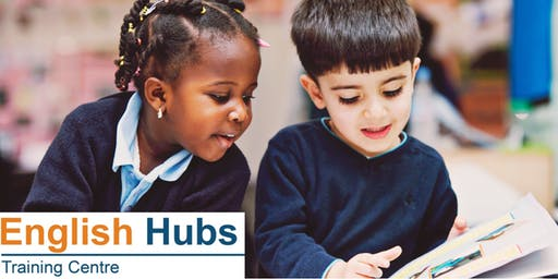 English Hubs Training  - Days 8 and 9 - Cheshire