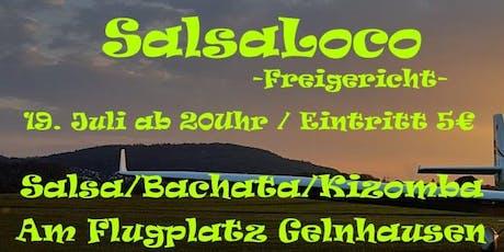 Noche de Salsa am Flugplatz Gelnhausen Tickets