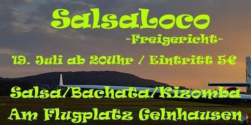 Noche de Salsa am Flugplatz Gelnhausen