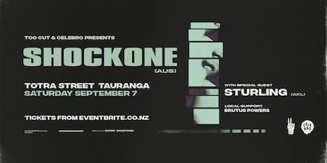 Shockone (AUS) | Tauranga tickets