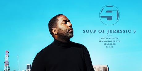 "Jurassic 5's Soup Presents ""Fullee Love Collective"" tickets"