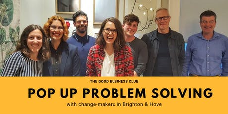 Pop Up Group Problem Solving Session @ The Projects tickets
