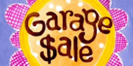 Garage/Yard Sale  tickets
