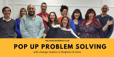 Pop Up Group Problem Solving Session @ PLATF9RM Hove tickets