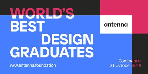 Antenna 2019 - World's Best Design Graduates