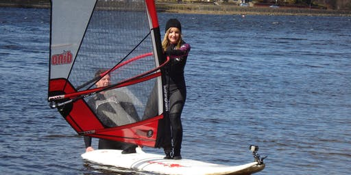 Try Sailing and Windsurfing