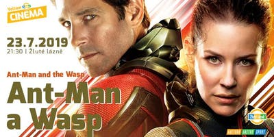 Letní kino Yellow Cinema - Ant-Man a Wasp