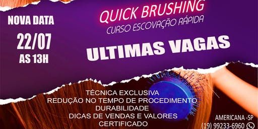 Cópia de Quick Brushing - Escovação Rápida - Método Exclusivo