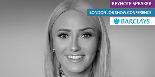 'Forging a Successful Career' Seminar - Barclays, Kirsty Aird