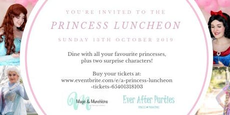 A Princess Luncheon tickets