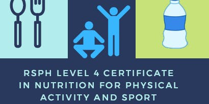 L4 Certificate in Nutrition for Physical Activity and Sport
