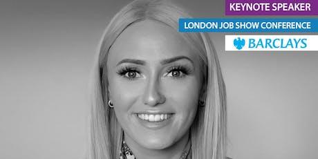 'Forging a Successful Career' Seminar - Barclays, Kirsty Aird tickets