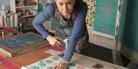 ARThub 04 Botanical Patterns -Textile design (3week course) tickets