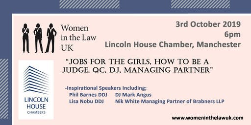 Manchester - Jobs for the girls - How to be a.....