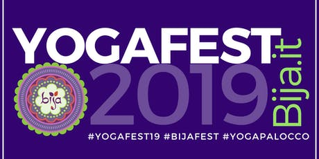 YOGAFESTIVAL 2019 tickets