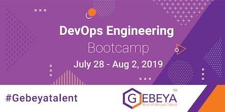 DevOps Engineering Bootcamp tickets