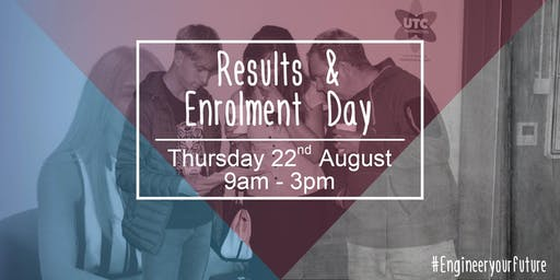GCSE Results & Enrolment Day