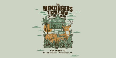 The Menzingers - Fall 2019 Tour tickets