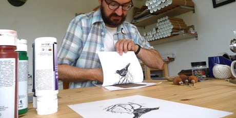 Introduction to Linocut tickets