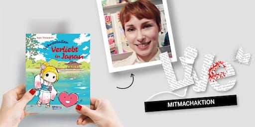 MITMACHAKTION: Manga-Zeichnen für Anfänger mit Inga Steinmetz