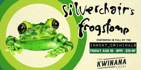 Silverchair's 'Frogstomp' at the Local tickets