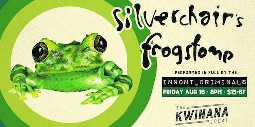 Silverchair's 'Frogstomp' at the Local