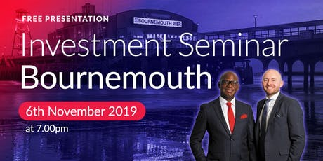 Bournemouth Investment Seminar on Buy2LetCars tickets