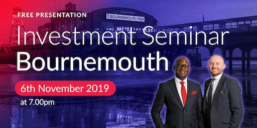Bournemouth Investment Seminar on Buy2LetCars