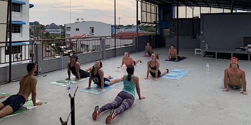 Free Training Class - Full Body