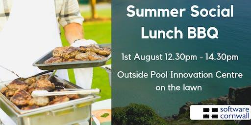 Summer Social Lunch BBQ