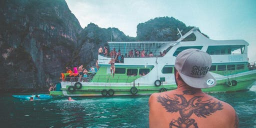 Krabi Boat Party