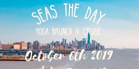 Yoga Brunch & Cruise tickets