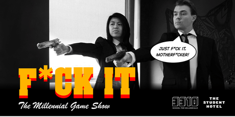 F*ck it - The Millennial Game Show tickets