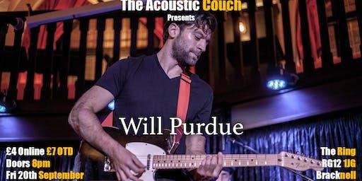 Will Purdue