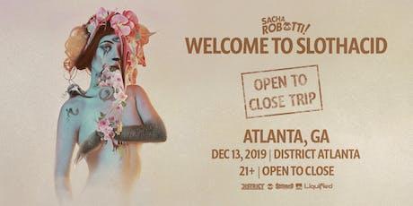 SACHA ROBOTTI   District Atlanta tickets