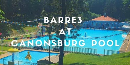 barre3 Southpointe @ Canonsburg Town Park Pool