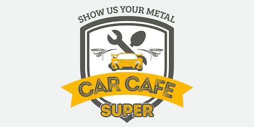 Supercar Car Cafe Bolton