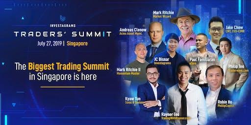 Investagrams Traders' Summit Singapore