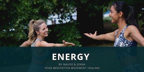 Energy by Maude & Jenna tickets
