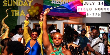 Sunday Tea: Philly's Queer Day Party tickets