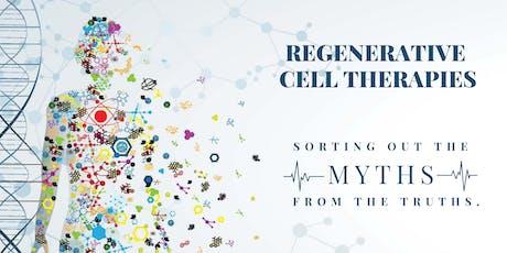 The Regenerative Medicine RAGE tickets