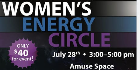 Women's Energy Circle  tickets