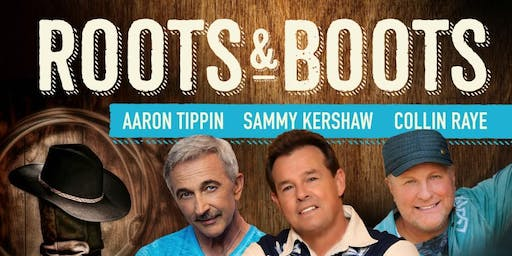 HCHD Roots & Boots Tour w/Special Guest Kevin Fowler