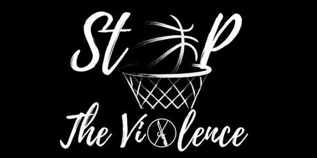 stop the violence basketball charity event tickets