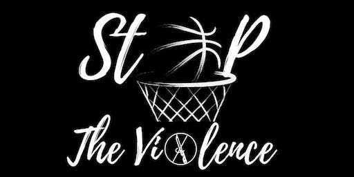 stop the violence basketball charity event