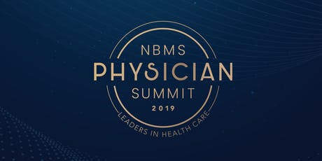 NBMS Physician Summit 2019 tickets